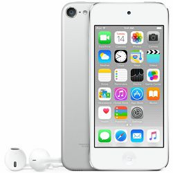 mkwr2hc/a - iPod touch 128GB Silver - 888462504492