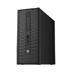 Računalo HP ProDesk 600 G1 Tower PC, Intel Core i5-4590, 4GB DDR3, 500GB SATA, Intel HD 4600, G-LAN, DVD+/-RW DL, USB3.0/DP, Windows 7/10 Professional 64-bit + tipkovnica/miš