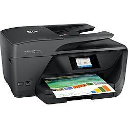 Printer HP OfficeJet Pro 6960 All-in-One Print/Scan/Copy/Fax pisač, A4, 18/10 str/min. b/c, 1200dpi, USB/LAN/Wi-Fi