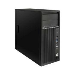 Računalo HP Z240 Workstation PC, Intel Xeon E3-1245v5, 8GB DDR4, 256GB SSD, DVD+/-RW DL, Intel HD Graphics, G-LAN,  Windows 10 Pro 64-bit + tipkovnica+miš