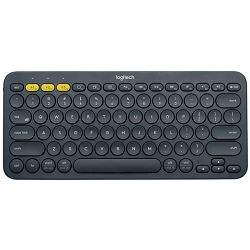 K380 Multi-Device Bluetooth® Keyboard Dark Grey