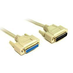 Kabel DB 25p M-> DB 25p Ž, 1.8m