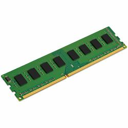 Memorija Kingston System Specific RAM 8GB 1333MHz Module - Standard 512M X 64 Non-ECC 1333MHz 240-pin Unbuffered DIMM 1RX8 (DDR3, 1.5V, CL9, 4Gbit, FBGA, Gold)