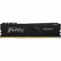 Kingston DRAM 8GB 3200MHz DDR4 CL16 DIMM FURY Beast Black EAN: 740617319910