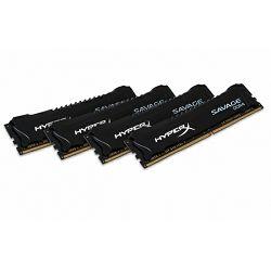 Memorija Kingston DDR4 HX Predator,16GB(4x4Gb),2800MHz,CL14