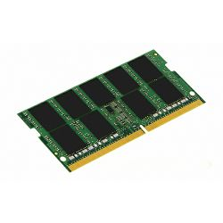Memorija Kingston SODIMM DDR4 2400MHz, CL17, 4GB