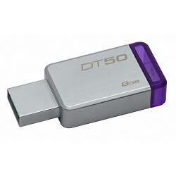 Kingston DT50, 8GB, USB3.0