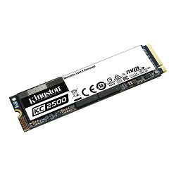 SSD Kingston KC2500 NVMe 250GB,R3500/W1200, M.2 2280