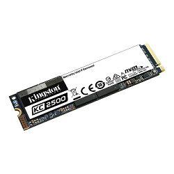 SSD Kingston KC2500 NVMe 500GB,R3500/W2500, M.2 2280