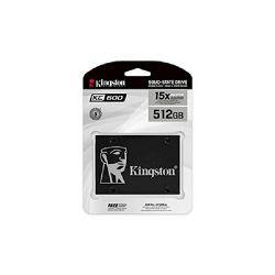 SSD Kingston SSD KC600, R550/W520,512GB, 7mm, 2.5