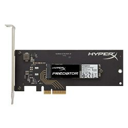 Kingston SSD HyperX Predator 240GB,R1400/W600,M.2,PCI