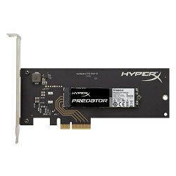 Kingston SSD HyperX Predator 480GB,R1400/W1000,M.2,PCI