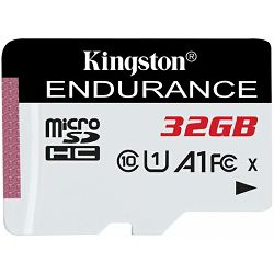 Memorijska kartica Kingston microSD High End., R95MB/s W30MB/s, 32GB