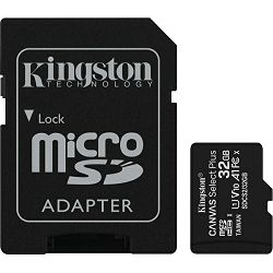 Memorijska kartica KINGSTON microSDXC, Select plus, Class10, 32GB