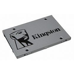 Kingston SSD UV400, R550/W500,480GB, 7mm, 2.5