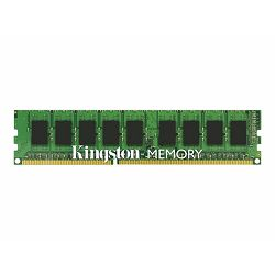 Memorija Kingston DDR3 1600MHz, CL11,  2GB