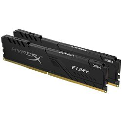 Memorija Kingston DDR4 HX Fury, 8GB (2x 4GB), 3200MHz, CL16