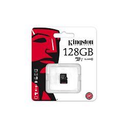 Kingston microSDHC, Class10, 128GB