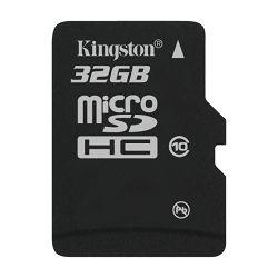 Kingston microSDHC, Class10, 32GB