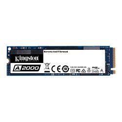 SSD KINGSTON 250GB A2000 M.2 2280 NVMe