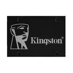 KINGSTON 256GB SSD KC600 SATA3 2.5inch