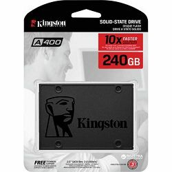 Kingston SSD A400 240GB, SATA
