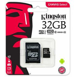 Memorijska kartica Kingston MicroSDHC Class10 32GB