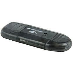KONIG basicXL USB2.0 univerzalni čitač memorijskih kartica (SD, SDHC and MMC)