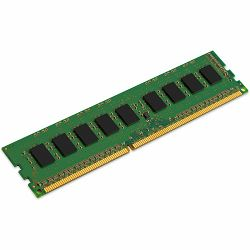 Server Memory Device KINGSTON ValueRAM DDR3 SDRAM ECC (8GB,1600MHz(PC3-12800), Low voltage) Retail for Dell