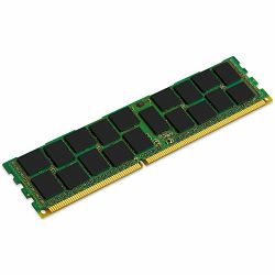 Memorija Kingston Branded Server Memory for HP/Compaq 16GB DDR4-2133MHz Reg ECC Module, for Gen9 of Proliant BL460c/DL160/DL180/DL360/DL380/ML350/XL230a, Workstation Z440/Z640/Z840, EAN: 740617237405