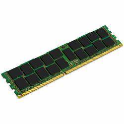 Memorija Kingston Branded Server Memory for HP/Compaq 16GB DDR4-2133MHz Reg ECC Module, for Gen9 of Proliant BL460c/DL160/DL180/DL360/DL380/ML350/XL230a, Workstation Z440/Z640/Z840, EAN: 740617237405