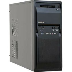 Kućište CHIEFTEC Libra Series LG-01B-OP, MIDI, ATX, crno, bez napajanja