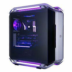Kućište COOLERMASTER Cosmos C700P, MCC-C700P-MG5N-S00, ATX, bez napajanja, RGB ventilator, RGB LED, window, crno