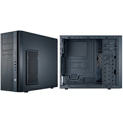 Kućište COOLERMASTER N400, NSE-400-KKN1, MIDI, USB 3.0, crno, bez napajanja