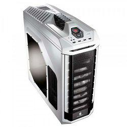 Kućište COOLERMASTER STORM Stryker, SGC-5000W-KWN1, BIG, mATX, bijelo, plexi, pez PS