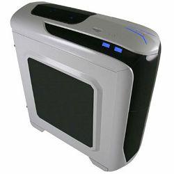 Kućište LC POWER Case-Gaming 976W Snow Trooper, MIDI, ATX, bijelo, bez napajanja