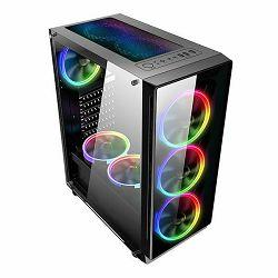 Kućište NaviaTec Vortex 3 RGB Gaming Case