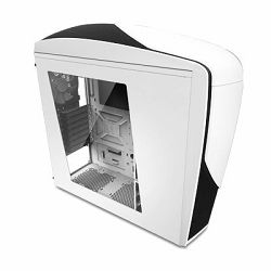 Kućište NZXT Phantom 240, MIDI, ATX, window, bijelo, bez PS
