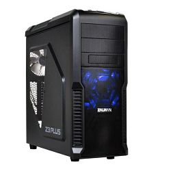 Kućište Zalman Z3+ plus, USB 3.0 black