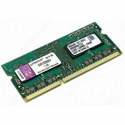 Memorija Kingston 4GB 1333MHz DDR3 Non-ECC CL9 SODIMM SR X8