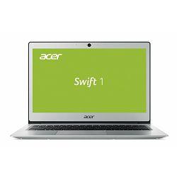 Laptop Acer Swift 1 Silver, Win 10, 13,3