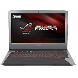 Laptop Asus G752 Chronos, Win 10, 17,3