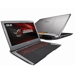 Laptop Asus G752VT-GC047D, Free DOS, 17,3