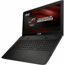 Laptop Asus GL552VW-CN601D, Free DOS, 15,6