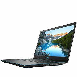 Laptop DELL G3 3500 15.6in FHD(1920x1080)120Hz, Intel Core i5-10300H (8MB, 4.5 GHz, 4 cores), 8GB, 1TB + m.2 256GB PCIe, 4GB Nvidia GTX 1650, WiFi, BT, Cam, Mic, HDMI, USB 3.2 (PWS)