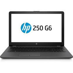 Laptop HP 250 G6 i3/4GB/256SSD/HD/DOS/dark/3god