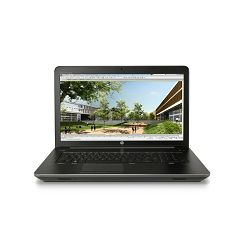 Laptop HP ZB17,T7V63EA, Win 7/10 Pro, 17,3