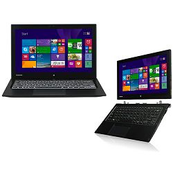 Laptop Toshiba Portege Z20t-B-10Q, Win 8.1 Pro, 12,5