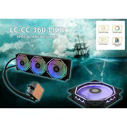 LC-Power LC-CC-360-LICO ARGB vodeno hlađ.