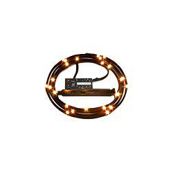 LED osvjetljenje NZXT Sleeved LED Kit CB-LED20-OR, narančasto, 2m